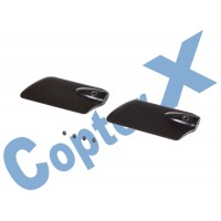 CopterX (CX480-01-10) Flybar Paddle set