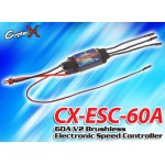 CopterX (CX-ESC-60A) 60A V2 Brushless Electronic Speed Controller