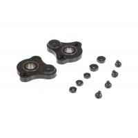 AR Racing (X-319) Swing Arm Bearing Case with Bearings