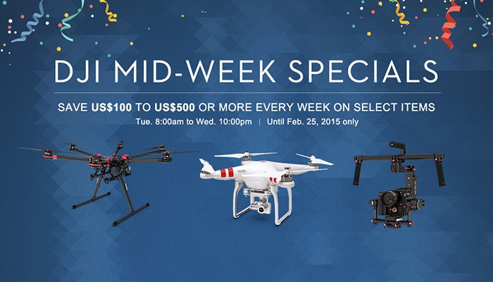 Mid-week Promotion