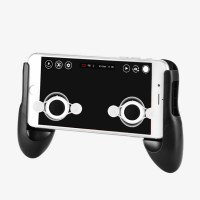 DJI / Ryze Tech Tello Accesssories Gamepad Hand Grip Clip Phone Game Control Mount Bracket Holder Handle + Joystick - Suitable for all 4.5-6.5 inches smartphone (e.g iPhone X/8/8/7/6 Plus, for Samsung Note 8/S8/S8 Plus)