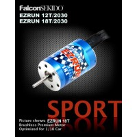 HobbyWing EZRUN-2030 12T 7800KV Sensored Brushless Motor for 1/18 Car