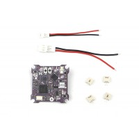 Kingkong F3 Flight Controller + VTX + Brushed ESC PCB for Tiny6 Tiny7 RC Racing Quadcopter DIY Drone FPV Racer
