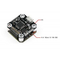 Kingkong Piko BLX flight controller + BLheli_S 4in1 10A Brushless ESC for ET100 ET115 ET125 RC Racing Quadcopter DIY Drone FPV Racer