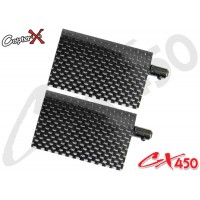 CopterX (CX450-01-14) Carbon Flybar Paddle