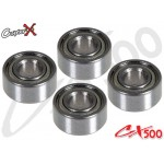 CopterX (CX500-09-06) 4x9x4mm Bearings