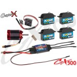 CopterX (CX500EPP-V3) 500 Flybar Electronic Parts Package V3