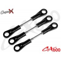 CopterX (CX600BA-01-21) Linkage Rod (Swash to Servo)