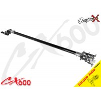 CopterX (CX600BA-02-00) Complete Tail Assembly (Torque Tube)