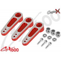 CopterX (CX600BA-08-02) 25T Aluminum Servo Arm (for Futaba, Align, Savox, ACE, Orion)