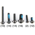 WALKERA (HM-RUNNER-250-Z-13) Screw Set