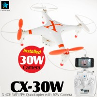 CHEERSON X 4CH WiFi FPV Quadcopter with 30W Camera (Mode 2)