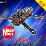 CopterX QAV 250 Mini Racing Drone Quadcopter Kit - Glass Fiber Version