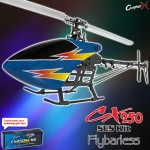 CopterX CX 250SES Flybarless Kit (Disassembled)