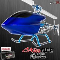 CopterX CX 450AE V4 DFC Flybarless Kit