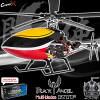 CopterX CX450BAMB5 Black Angel Five-blades Helicopter 2.4GHz RTF (Cartoned)