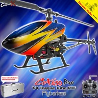 CopterX CX 450PRO V4 Flybarless Torque Tube Version 2.4GHz RTF