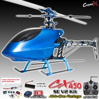 CopterX CX 450SE V2 All-in-One Package