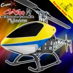 CopterX CX 500SE V3 Flybarless Torque Tube Version Kit