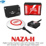 DJI NAZA-H and GPS Combo