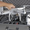 DJI Phantom 2 V2 GPS Drone RTF with Zenmuse H3-3D 3-axis Brushless Camera Gimbal and Wheeled Aluminium Carrying Case- 2.4GHz