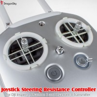 DragonSky (DS-INSPIRE1-P3-TX-JSRC) Joystick Steering Resistance Controller for DJI Inspire 1, Phantom 3 and Phantom 4 Transmitter