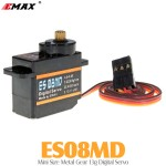 EMAX (ES08MD) Mini Size Metal Gear 13g Digital Servo 1.6KG 0.12sec