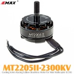 EMAX (MT2205II-2300KV) Cooling Series Racing Edition Brushless Motor for Mini Multicopter (CCW)