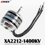 EMAX (XA2212-1400KV) Brushless Outrunner Motor for 7-8inches Propeller