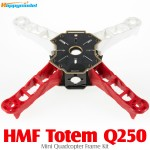 HappyModel HMF Totem Q250 Mini Quadcopter Frame Kit