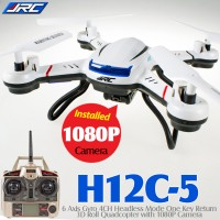 JJRC H12C Headless Quadcopter with 1080P Camera (White)