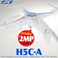 JJRC H5C 4CH Headless One Key Return Quadcopter with 2MP Camera (Mode 2)