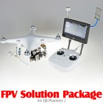FPV Solution Package for DJI Phantom 2