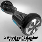 2 Wheel Self Balancing Electric Unicycle with Remote Controller