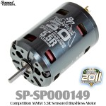 Speed Passion (SP-SP000149) Competition MMM 5.5R Sensored Brushless Motor