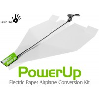 Tailor Toys (TT-POWER-UP) PowerUp Electric Paper Airplane Conversion Kit