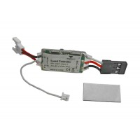 Walkera (HM-4#3B-Z-38) Tail Speed Controller (Upgraded to Brushless Version)
