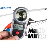 RCDevice (RD-RCD3063) Magic Mirror Helicopter / Multirotor Optical Tachometer