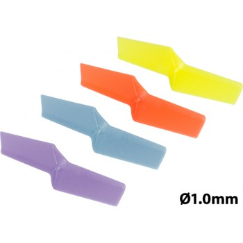 Skyartec (NANO-032) Tail Blades Set (1.0mm)Skyartec WASP 100 NANO CPX (Brushless) Parts