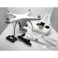 UPair Chase UP Air One 4K Camera FPV Quadcopter - Upgraded APP Version