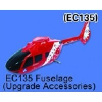 Walkera (HM-LM400D-Z-36) EC135 Fuselage (Upgrade Set)