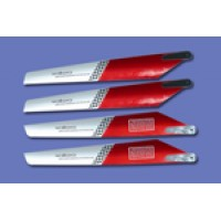 Walkera (HM-53QD-Z-01R) Main Rotor Blades (Red)