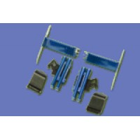 Walkera (HM-53QD-Z-04B) Decoration Set (Blue)