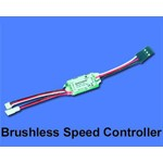 Walkera (HM-4G6-Z-36) Brushless Speed Controller (WK-WST-10A-L3)