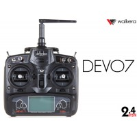 Walkera (WK-DEVO7) Devention 2.4 GHz Transmitter