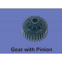 Walkera (HM-LAMA3-Z-32) Gear With Pinion