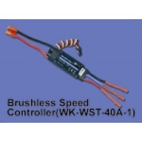 Walkera (HM-LAMA3-Z-58) Brushless Speed Controller (WK-WST-40A-1)