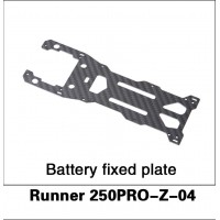 WALKERA (Runner 250PRO-Z-04) Battery fixed plate
