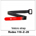 Walkera (Rodeo 110-Z-20) Velcro strap
